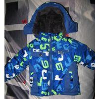 Куртка детская (еврозима), НОВАЯ