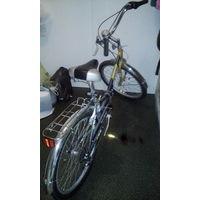 """Велосипед Stels Pilot 750 24"""" чёрно-желтый. Б/у одно лето. Состояние идеальное. Зимой хранился в квартире. Продаю за ненадобностью."""