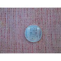 20 франков Франции 1938 серебро