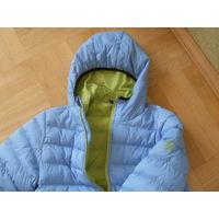 "Теплая куртка ""ELBRUS"" для спорта и города. Размер  S-М"