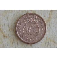 Мозамбик 50 сентаво 1957