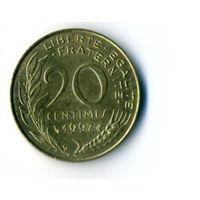 20 сантим 1997