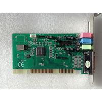 Звуковая плата на чипе Crystal CS4236B ( ISA )