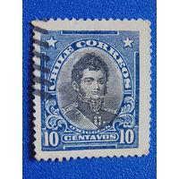 Чили 1911 г. Известные люди.