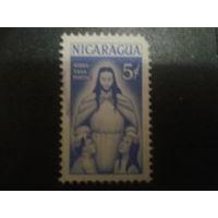 Никарагуа 1959 Религия одиночка