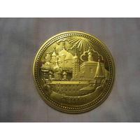 Медаль памятная Суздаль