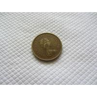 50 центов 1977 г., Гонконг.