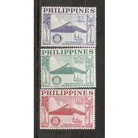 Филипины 1955 Корабли