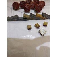Резисторы ппз-40,сп5