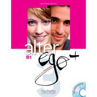 Alter Ego 1, 2, 3, 4, 5 - все уровни (учебные пособия) + Alter Ego 3 + B1