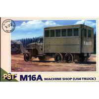 PST 72056. Полевая механическая мастерская М16А (US6)