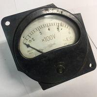 Э8021. Вольтметр переменного тока, щитовой. Головка измерительная