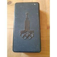 Шашки олимпиада 80 с дефектами, комплект