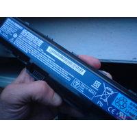 Аккумуляторная батарея ноутбука Emachines E627 (E430, E525, E625, E630, E725, G525, G625, G725)