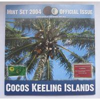 Кокосовые(Килинг) о-ва, набор, 2004, официальный выпуск