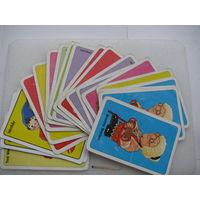 Набор развивающих карточек. Италия