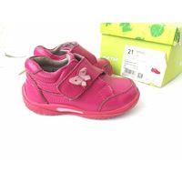 Ботинки Tip-top кожаные 21 размер кроссовки