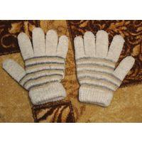 Зимние перчатки на ребенка 5-6 лет