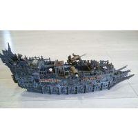 MEGA BLOKS Пираты Карибского Моря 1029 Летучий Голландец, не с рубля