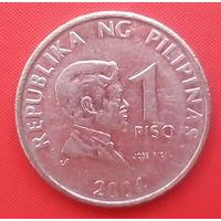 61-22 Филиппины, 1 песо 2004 г.