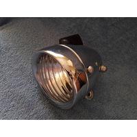 Велофонарь СССР на две лампочки (ближний и дальний свет)