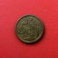 59-11 ЮАР, 5 центов 1993 г.