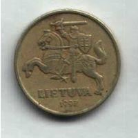 20 центов Литва 1997 г. (возможен обмен)
