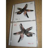 PUSHKING (Пушкинг) ''Vol. I, Vol. II'' 2CD