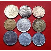 9 монеток - 8 стран. #48 Старт с 10 копеек.
