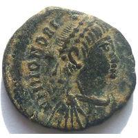 РИМ. ГОНОРИЙ (393-423 г.) АЕ4.