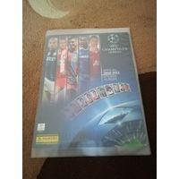 PANINI Лига Чемпионов УЕФА 2010-2011 - 100% заполненный альбом.