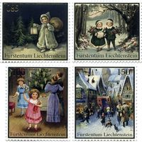 Быт, Мода, Новый год и Рождество, Праздники Лихтенштейн 2016 **