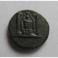 Памфилия г. Перге 50-30г.г. до н.э. шикарное качество редкой монеты см.CNG