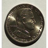 Монако 1 франк, 1974 5-3-30