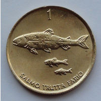 Словения 1 толар. 2000