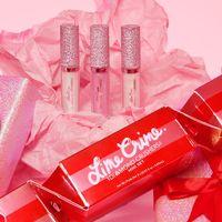 Набор минитопперов Lime Crime Diamond Crushers Mini Set Glinda