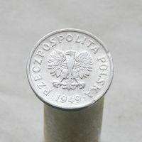 Польша 20 грошей 1949