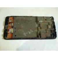 Корпус (передняя панель) Alcatel OT 6030 One Touch Idol (оригинал)