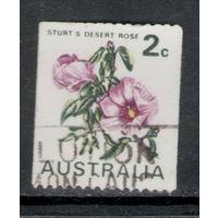 Марка Австралия Флора