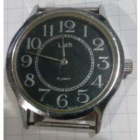 Часы ЛУЧ 15 камней рабочие