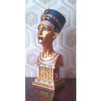 Статуэтка бюст Нефертити царица Египта
