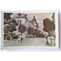 Открытка 1957г. г. Черновцы