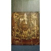 """Икона """" Спас на обрусе """". 19 век. Ветка."""