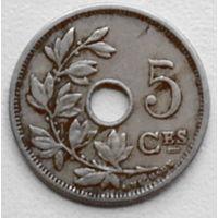 Бельгия 5 сантим 1920