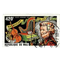 225-летие со дня рождения Вольфганга Амадея Моцарта 1981 год