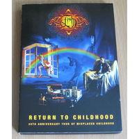 Fish - Return To Childhood (20th Anniversary Tour Of Misplaced Childhood) (2006, DVD-9, амарей + слип-кейс)