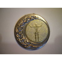 Медаль спортивная.