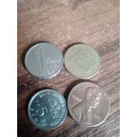 Монеты 85