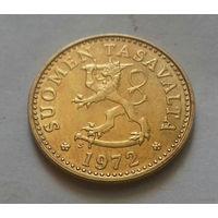 10 пенни, Финляндия 1972 г.