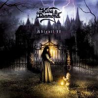 CD- King Diamond 2002 - Abigail II: The Revenge -MAZZAR REC. Digipak. NEW !!!
